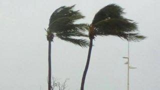 Hurricane Maria makes landfall on Puerto Rico