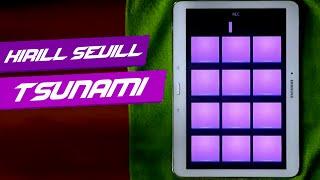 Kirill Sevill - DVBBS & Borgeous - Tsunami (cover) [Electro Drum Pads 24]