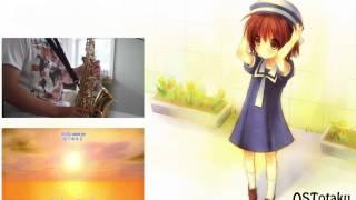Toki wo Kizamu Uta Alto Sax Cover - Clannad After Story (クラナド アフターストーリー)