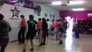Juliana que mala eres, Baile Fitness