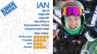 Ian's Review-Rome Agent Rocker Snowboard 2017-Snowboards.com