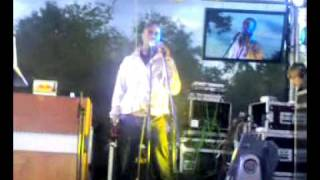 Aloe Blacc- Dance for life (Live @ Afisha, 19.07.08, Moscow)