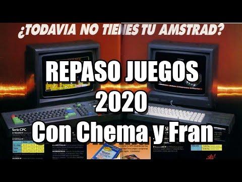 AMSTRAD GOTY 2020