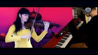 Aladdin - Arabian Night - PIANO AND VIOLIN COVER - Nielle dAGh feat. PianoKad