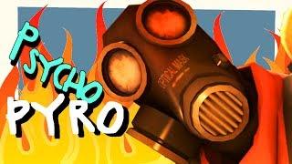 TF2: Pub Pyro Psycho [Pyro Frag Movie]