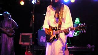 Tinariwen @ Paradise in Boston 10/13/2012