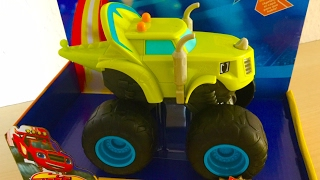 Blaze and the Monster Machines Car