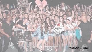 Trust Nobody - Cashmere Cat Ft. Selena Gomez ( LYRICS & PICTURES )
