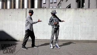 Time Control - Popping John & Nonstop Marquese Scott / 310XT Films / URBAN DANCE CAMP