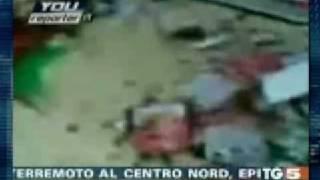 Terremoto a Parma: il primo video viene inviato a YouReporter e finisce in onda su tutti i tg