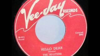 Hello Dear -  Hi Liters