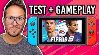 Vidéo-Test : Mon TEST de FIFA 19 : Remontada ou Relégation ? NINTENDO SWITCH