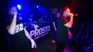 DIOX HIFI - Polski (t)rap Live #Warszawa @niePowiem