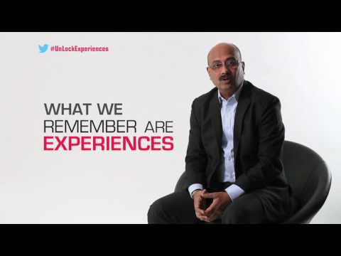 Connected World.Connected Experiences. by Tech Mahindra
