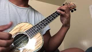 XXXTENTACION - Jocelyn Flores Ukulele Instrumental Cover