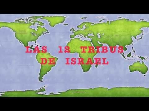Doce Tribus de 12 Tribus Letra y Video
