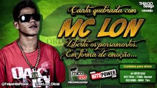 MC LON - Brasileiro que nunca desiste [Com Letra]