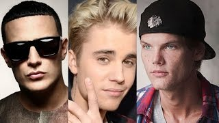 Dj Snake & Justin Bieber Vs Avicii - Let Me Love You Vs Wake Me Up (Djs From Mars Bootleg)