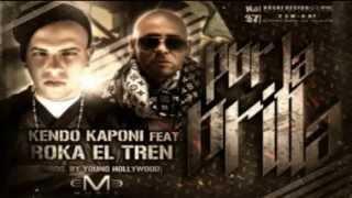 Por La Orilla - Kendo Kaponi Ft  Roka  El Tren ' Reggaeton Junio 2013 ' HD