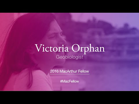 Geobiologist Victoria Orphan | 2016 MacArthur Fellow
