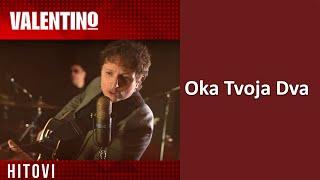 Valentino - Oka tvoja dva - (Official Video 2014) HD
