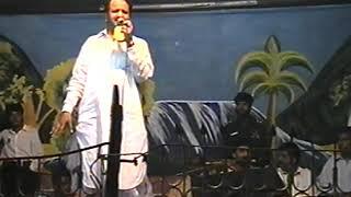 Kitey Tun Badnam Na Hojavein | Akram Rahi | Mela Peer Bahar Shah Sheikhupura 2002