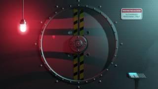 3D Vault Logo/Text Reveal 2 | Cinema 4D Template