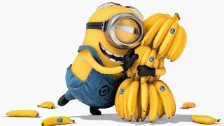 Kartun Terlucu (banana), Minions banget width=