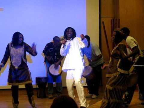 Día de Africa en Logroño 28-05-2011 Actuación del grupo Faso Fole