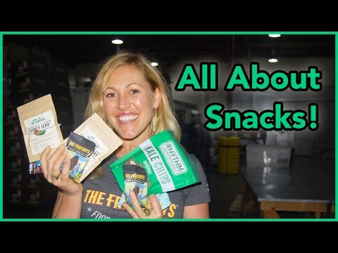 Food That Works Snack Highlight - Facebook LIVE