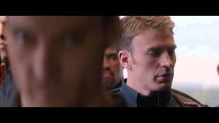 Captain America 2 Elevator Fight (Karate Kid Remix)