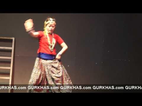 Mauri Tesai Ghumdaina, Miss UK Nepal 2011, Neelam Gurung (Talent Round)