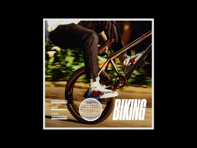 'Biking', de Frank Ocean, Jay Z y Tyler, The Creator.