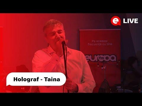 Holograf - Taina |LIVE