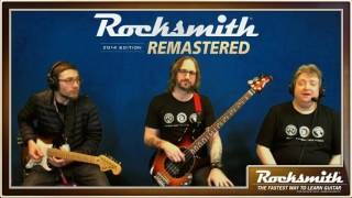 Rocksmith Remastered - Skid Row and 90s Mix II - Live from Ubisoft Studio SF