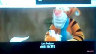 My Friends Tigger and Pooh - Doggone Buster End Credits with (2002) Disney Channel Original logo
