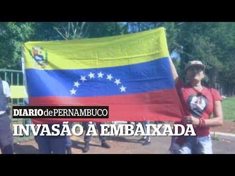 Maduro: atitude passiva das autoridades policiais brasileiras