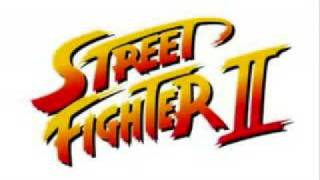 Street Fighter SNES OST Guile