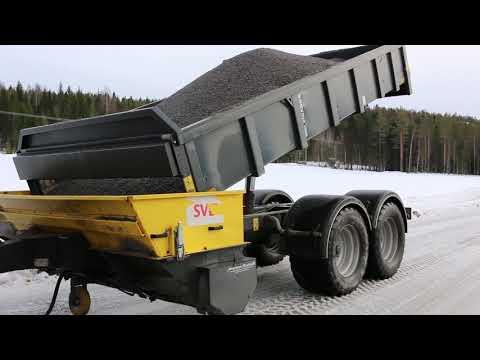 Multicargo Multifunktionsvagn
