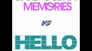 Hello Memories (Martin Solveig vs David Guetta) Rythmix mash-up!