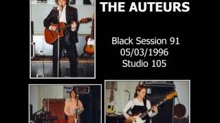 The Auteurs - Unsolved Child Murder (Black Session 5/3/1996)