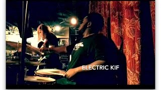 "Electric Kif -  ""So Close"" feat. David Chiverton"