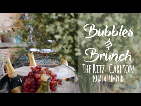 The Ritz-Carlton Kuala Lumpur Sunday Roast Champagne Brunch