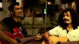 Save Tonight - Eagle Eye Cherry ( Acoustic cover by Neville and Rousseau)