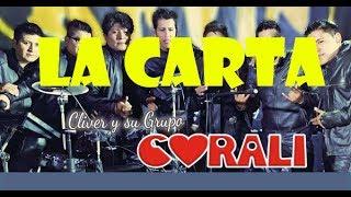 Grupo Corali - La carta (LETRA)