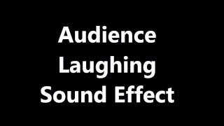 Audience Laughing Sound Effect