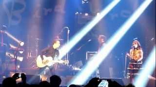 Dionysos - Song for Jedi - LIVE @ Printemps de Bourges 25/04/2012