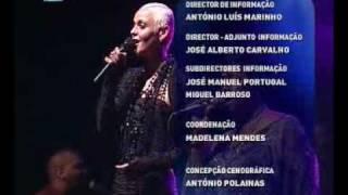 Mariza e Cesária Évora - 'Sodade'