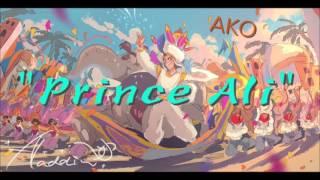 【AKO】Prince Ali (female cover) ☆【Aladdin】