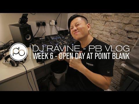 DJ Ravine - PB Vlog - Week 6: Open Day, Riffs and Hooks